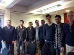 Alumnos y docentes EST en presentación CIAA.JPG