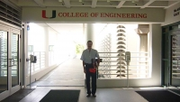 Entrando a la Escuela de Ingeniería en la Universidad de Miami - 2013